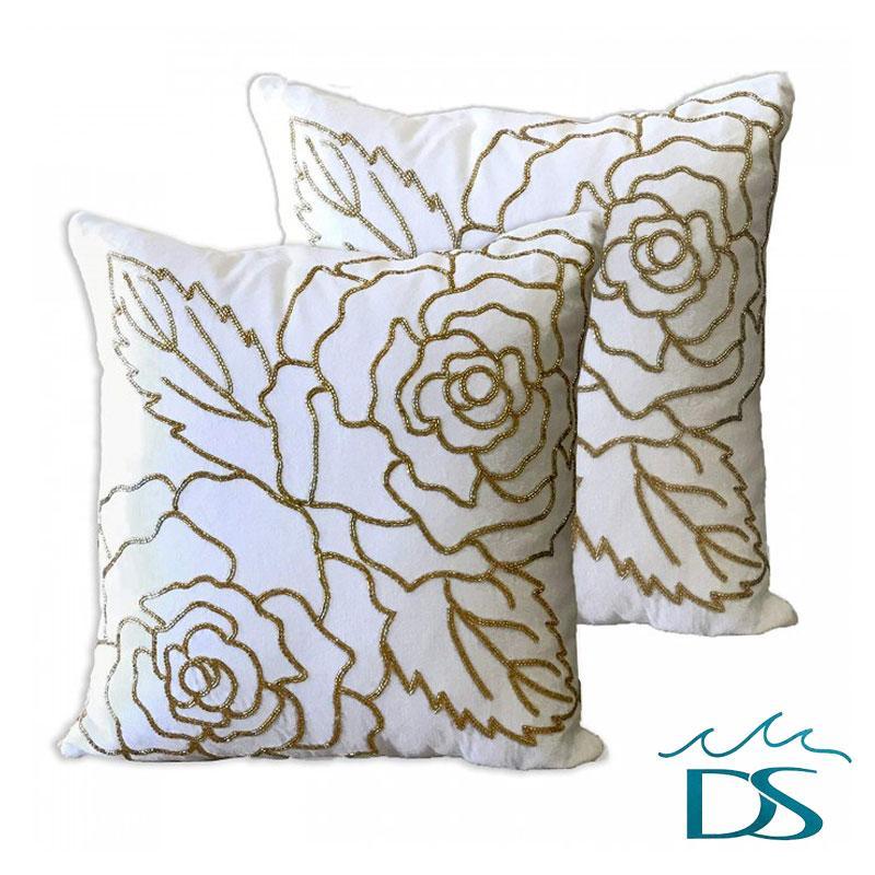 Decorative Throw Pillow Cushion Cover