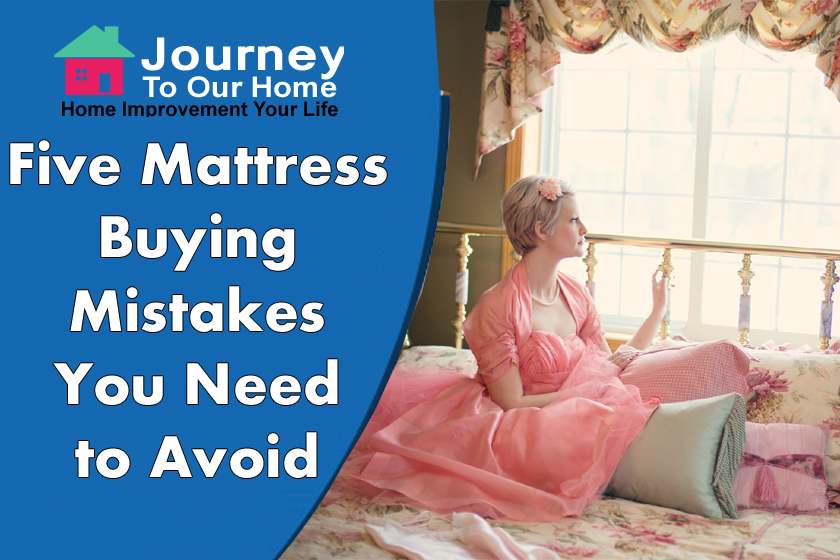 Five Mattress Buying Mistak