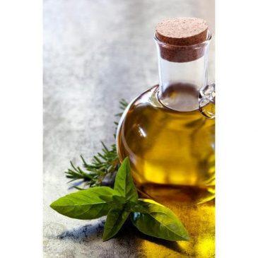 Herbal Oil in Action