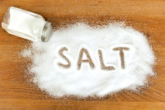 The Power of Salt