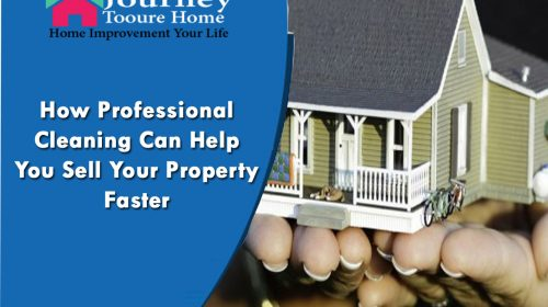 How Professional Cleaning Can Help You Sell Your Property Faster