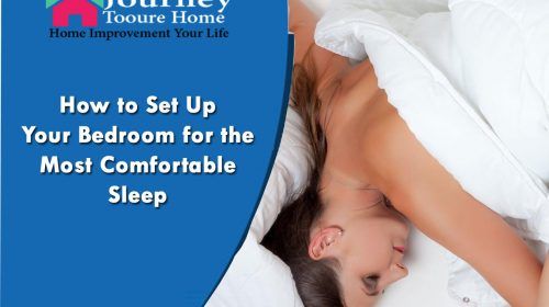 How to Set Up Your Bedroom for the Most Comfortable Sleep