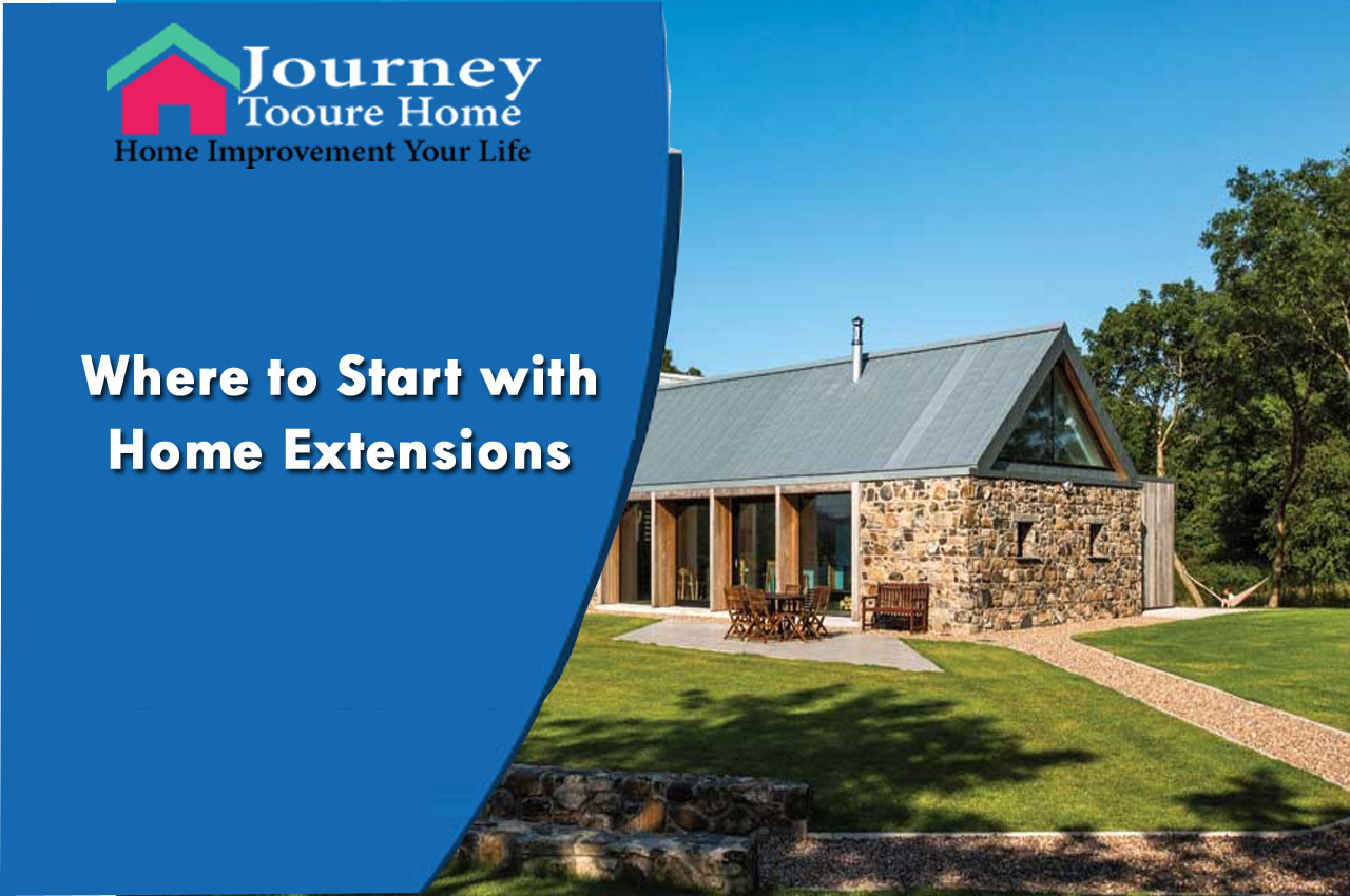 Where to Start with Home Extensions
