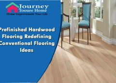 Prefinished Hardwood Flooring Redefining Conventional Flooring Ideas