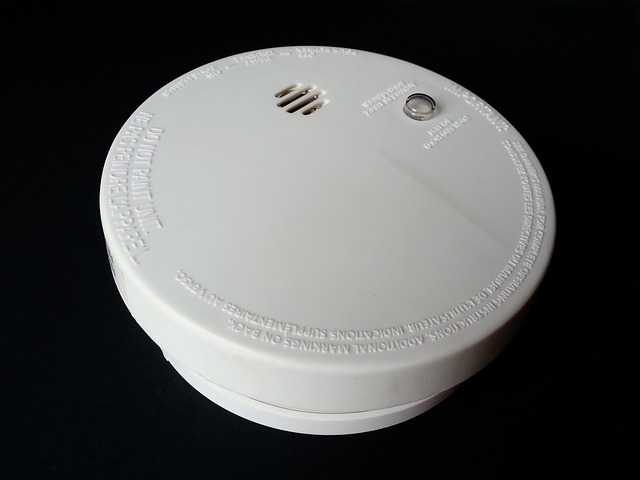 Make sure all smoke alarms are functional! Safety first!