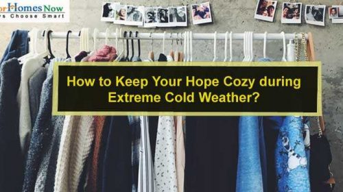 How to Keep Your Hope Cozy during Extreme Cold Weather?